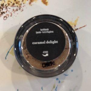 Bare Minerals Eyeshadow in Caramel Delight
